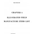 Chapter 4 Field Manufacture Items Part 2
