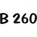 Piper Comanche B 260 Aircraft Logo,Decal Vinyl Graphics