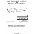 Cessna Model R182 Skylane RG Pilot's Operating Handbook $13.95