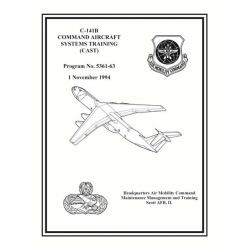 Lockheed C-141B Command Aircraft System Training ( CAST) 1994 $14.95