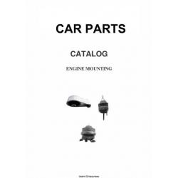 Car Parts Catalog Engine Mounting $4.95
