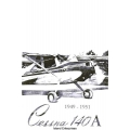 Cessna 140A Operation Manual 1949 - 1951 $6.95
