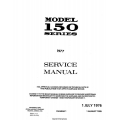 Cessna 150 Series 1977 Service and Maintenance Manual 1995 $19.95