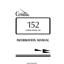 Cessna 152 Information Manual 1978 D1136-13