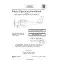 Cessna 152 Pilot's Operating Handbook and FAA Approved Airplane Flight Manual 1984 - 1985 $13.95