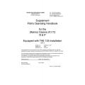 Cessna 172 - 172F N & P Pilot's Operating Handbook 2005 - 2006 $9.95