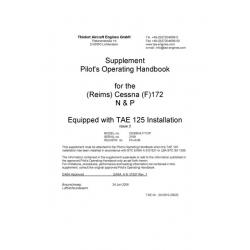 Cessna 172 - 172F N & P Pilot's Operating Handbook 2005 - 2006