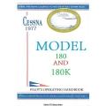 Cessna 180, 180K Pilot's Operating Handbook 1977 $9.95