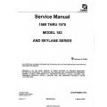 Cessna 182 and Skylane Series 1969 Thru 1976 Service Manual 2004 $19.95