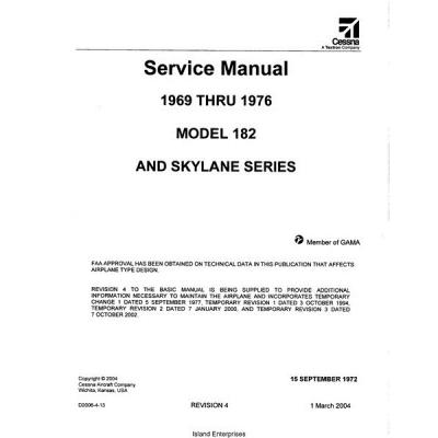 cessna structural repair manual 182 illustrated user manual guide u2022 rh fashionfilter co Cessna 182 Owners Cessna 182 Manual PDF