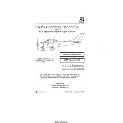 Cessna 182 maintenance manual download