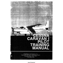 Cessna Caravan 1 Pilot Training Manual 1989