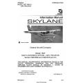 Cessna Skylane 182T NAV III Avionics Option - GFC 700 AFCS Pilot's Operating Handbook/IM 2006 - 2007 $13.95