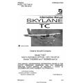 Cessna Skylane TC T182T NAV III GFC 700 AFCS Pilot's Operating Handbook/IM 2006 - 2007 $13.95