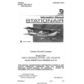 Cessna Stationair 206H NAV III GFC 700 AFCS Pilot's Operating Manual 2006 - 2007 $13.95