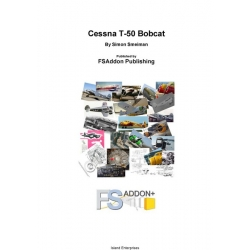 Cessna T-50 Bobcat Manual 2009 $4.95