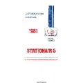 Cessna U206G Stationair 6 Information Manual 1980 - 1981 $13.95
