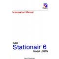 Cessna U206G Stationer 6 Information Manual 1981 - 1982