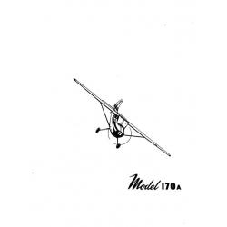 Cessna 170A Parts Catalog (1949 thru 1951) $13.95