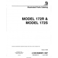 Cessna 172R 172S Parts Catalog Manual $29.95