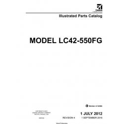 Cessna 350 (LC42-550FG) Illustrated Parts Catalog 2012 - 2016 350PC04 $29.95