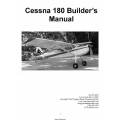 Cessna 180 Builder's Manual $9.95