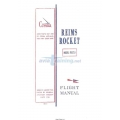 Cessna Model FR172J Reims Rocket Flight Manual/POH $13.95