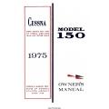 Cessna Model 150 Owner's Manual $13.95