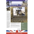 Boeing CH-47 Chinook News Reaches Iraq 2005 - 2009 $2.95
