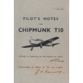 De Havilland Chipmunk T10 1950 Pilots Notes