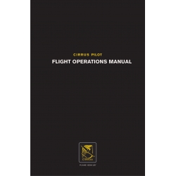 Cirrus SR20 and SR22 Flight Operations Manaul PIN 23020-001 $13.95