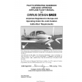 Cirrus Design SR22 Pilot's Operating Handbook 2006 $9.95