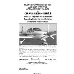 Cirrus Design SR22 Pilot's Operating Handbook 2006 $9.95