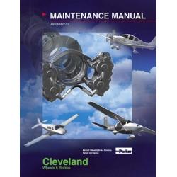 Cleveland Wheels and Brakes AWBCMM0001-7/USA Component Maintenance Manual 2007