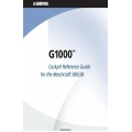 Garmin G1000 Cockpit Reference Guide for the Beechcraft 58/G58  $13.95