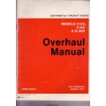 Continental C125, C145 and O-300 Aircraft Engines Overhaul Manual 1977