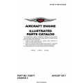 Continental E-165, E-185, E-225 Aircraft Engine Parts Catalog 2010 - 2011 $19.95