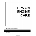Teledyne Continental X30548 Tips on Engine Care $4.95