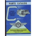 Continental IO-360-A Aircraft Engine Parts Catalog $9.95