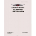 Continental Illustrated Parts Catalog C-125, C-145 & 0-300  X30014 $19.00