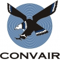 Convair Aircraft Logo,Decal/Stickers!