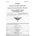 Curtiss Wright P-36A and P-36C Pursuit Airplanes Handbook of Operation and Flight Instructions $4.95