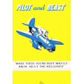 Curtiss Wright SB2C Airplanes Pilot and Beast Operation Information $4.95
