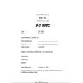 DG-808C Motorglider Flight Manual/POH 2005 - 2007