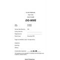 DG-808S Sailplane Flight Manual/POH 2003