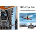 DHC-6 Twin Otter Microsoft Flight Simulator 2004 $2.95