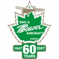 De Havilland Beaver Aircraft Logo Decals!