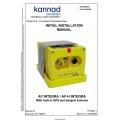 Kannad AF Integra/AF-H Integra Initial Installation Manual DOC09081D