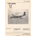 De Havilland C-7A USAF Series Aircraft Flight Manual 1970 - 1974 $9.95