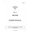 De Havilland DHC-2 Beaver Flight Manual/POH PSM-1-2-1 $9.95